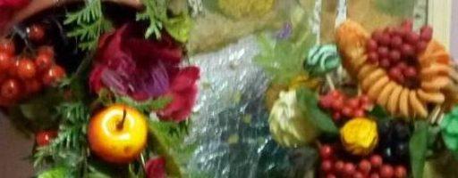 Начала работу выставка «Подарки Осени»