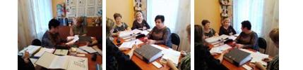 Заседание Методического совета по подготовке отчета по самообследованию МДОУ