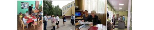 Работа межведомственной комиссии по проверке готовности ДОО к новому учебному году