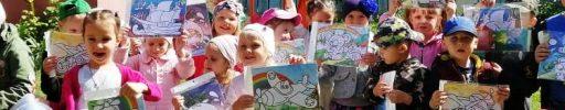 Веселый день рождения в детском саду
