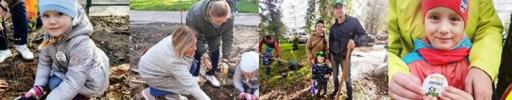 Наше участие в акции «Наш лес. Посади свое дерево»