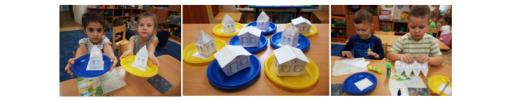 Конструктивно-модельная деятельность «Дом. Здания»